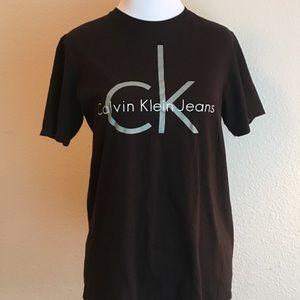 Calvin Klein Jeans Short Sleeve Jeans T-Shirt